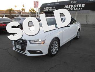 2013 Audi A4 Premium Costa Mesa, California