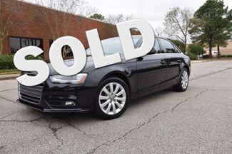 2013 Audi A4 Premium Memphis, Tennessee