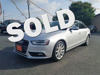 2013 Audi A4 Premium Plus San Antonio, TX
