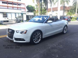2013 Audi A5 Cabriolet in Miami FL