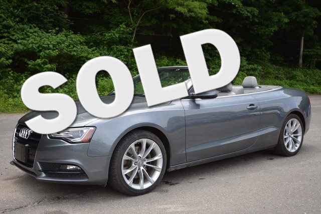 Used 2013 Audi A5 Cabriolet, $19995