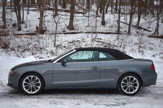2013 Audi A5 Cabriolet Premium Naugatuck, Connecticut 1