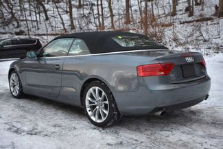 2013 Audi A5 Cabriolet Premium Naugatuck, Connecticut 2