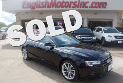 2013 Audi A5 Coupe Premium Plus in Brownsville, TX