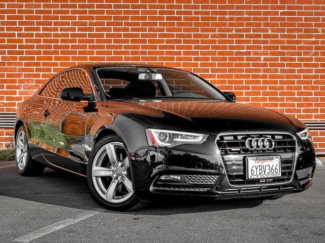 2013 Audi A5 Coupe Premium Burbank, CA 1