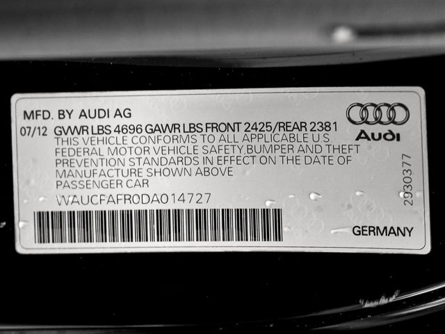 2013 Audi A5 Coupe Premium Burbank, CA 23
