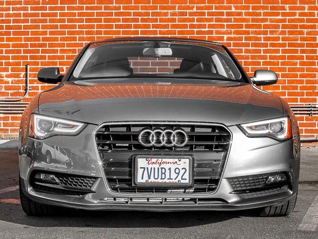 2013 Audi A5 Coupe Premium Plus Burbank, CA 2