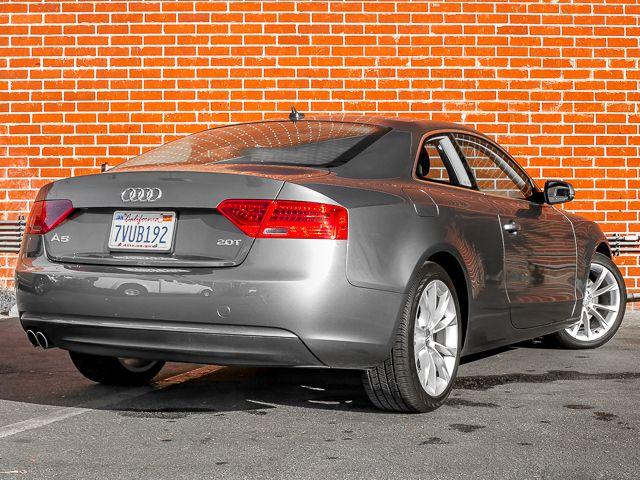 2013 Audi A5 Coupe Premium Plus Burbank, CA 4