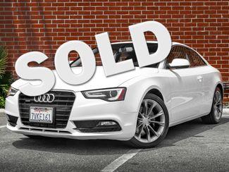 2013 Audi A5 Coupe Premium Plus Burbank, CA