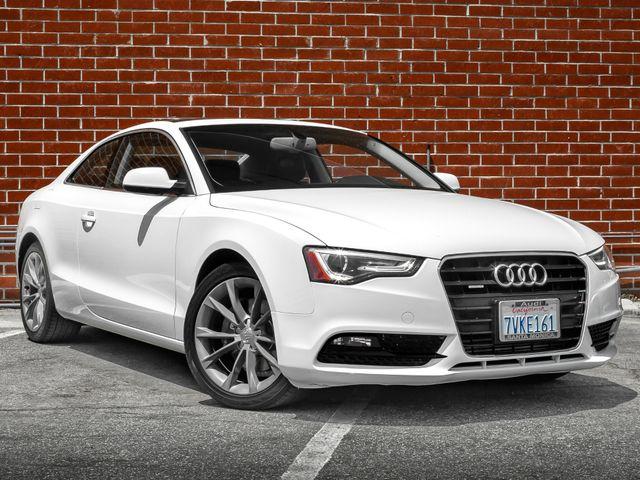 2013 Audi A5 Coupe Premium Plus Burbank, CA 1
