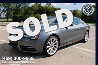 2013 Audi A5 Coupe Premium Plus CERTIFIED ONLY 13K MLS in Rowlett