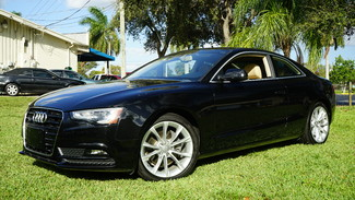 2013 Audi A5 Coupe Prestige in Lighthouse Point FL