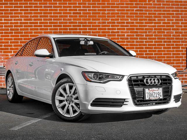2013 Audi A6 2.0T Premium Plus Burbank, CA 0