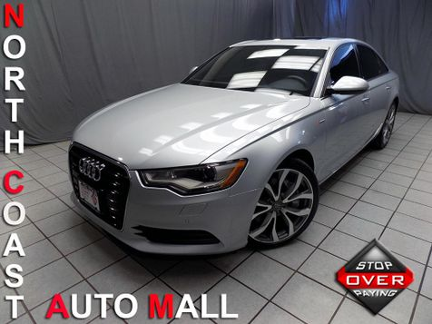 2013 Audi A6 3.0T Premium Plus in Cleveland, Ohio