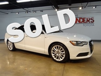 2013 Audi A6 2.0T Premium Plus Little Rock, Arkansas