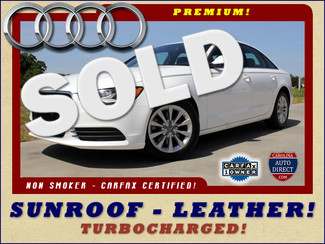 2013 Audi A6 2.0T Premium - ONE OWNER - TURBO! Mooresville , NC