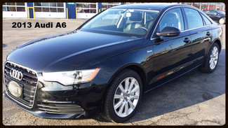 2013 Audi A6 3.0T Premium Plus in Ogdensburg New York