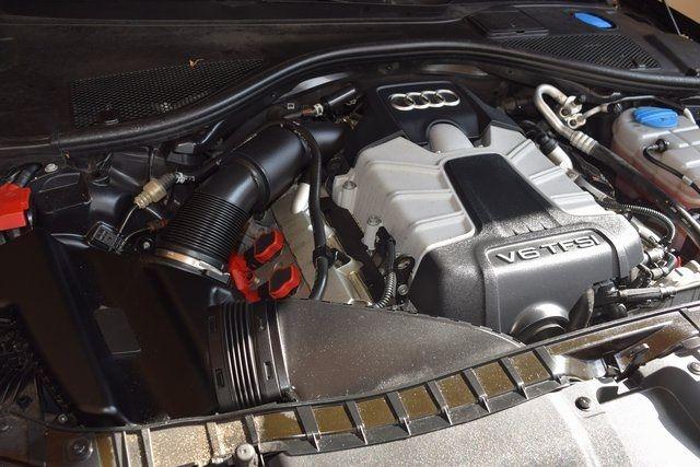 2013 Audi A6 3.0T Prestige Richmond Hill, New York 12