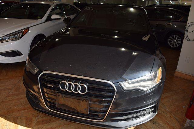 2013 Audi A6 3.0T Prestige Richmond Hill, New York 2