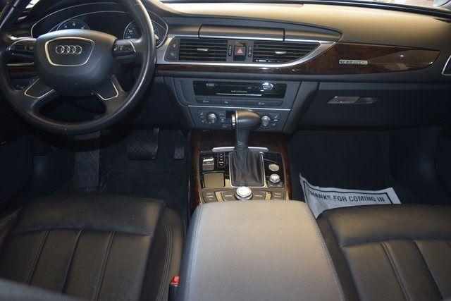 2013 Audi A6 3.0T Prestige Richmond Hill, New York 27