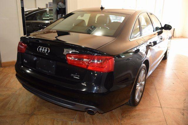 2013 Audi A6 3.0T Prestige Richmond Hill, New York 5