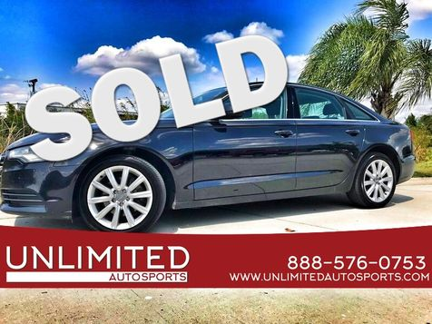 2013 Audi A6 2.0T Premium Plus in Tampa, FL