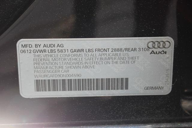 2013 Audi A8 L 3.0L QUATTRO AWD Mooresville , NC 24