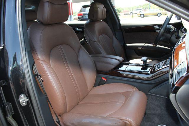 2013 Audi A8 L 3.0L Mooresville , NC 34