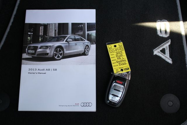 2013 Audi A8 L 3.0L Mooresville , NC 36
