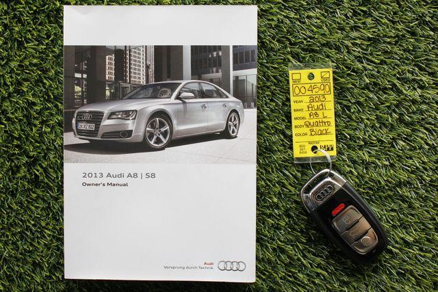 2013 Audi A8 L 3.0L QUATTRO AWD - DRIVER ASSISTANCE PKG! Mooresville , NC 21