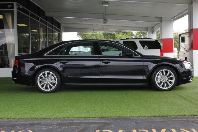 2013 Audi A8 L 3.0L QUATTRO AWD - DRIVER ASSISTANCE PKG! Mooresville , NC 15