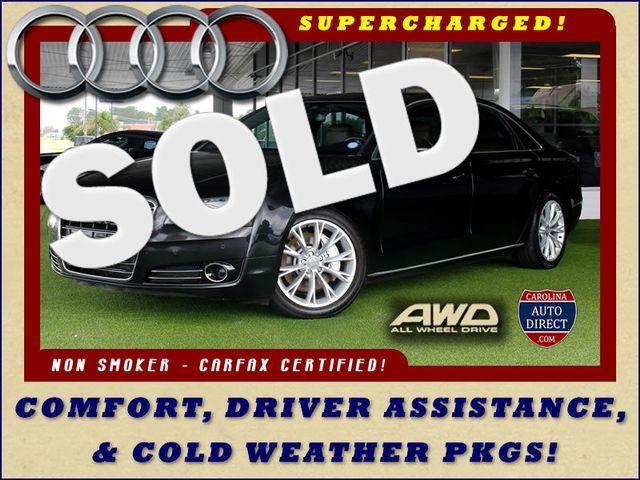 2013 Audi A8 L 3.0L QUATTRO AWD - DRIVER ASSISTANCE PKG! Mooresville , NC 55