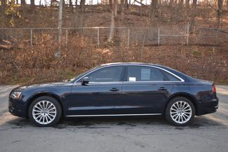 2013 Audi A8 L 4.0L Naugatuck, Connecticut 1