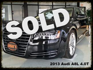 2013 Audi A8 L in Ogdensburg New York