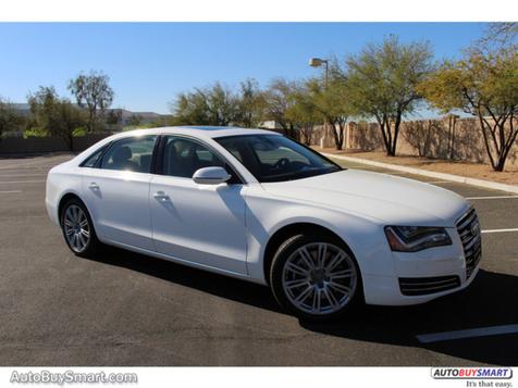 2013 Audi A8 4.0L L in Las Vegas, NV
