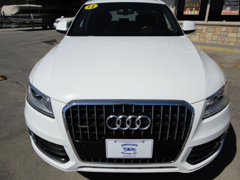 2013 Audi Q5 Premium Plus  Brownsville TX  English Motors  in Brownsville, TX