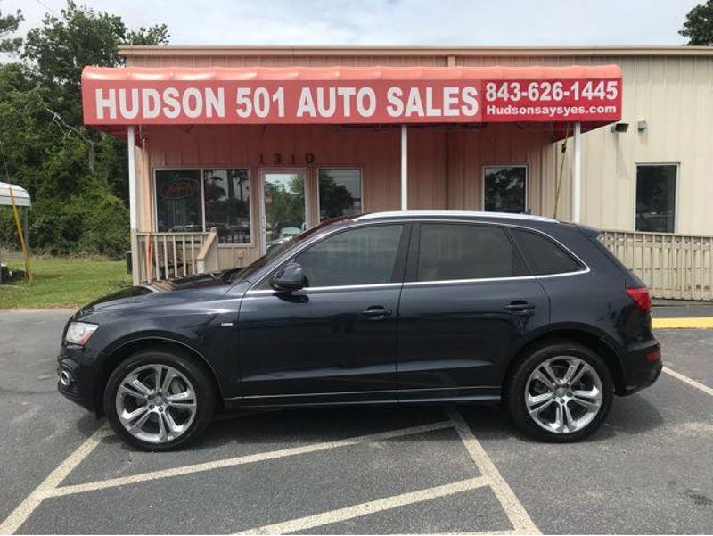 2013 Audi Q5 Premium Plus   Myrtle Beach, South Carolina   Hudson Auto Sales in Myrtle Beach South Carolina