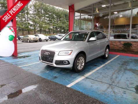 2013 Audi Q5 Premium Plus in WATERBURY, CT