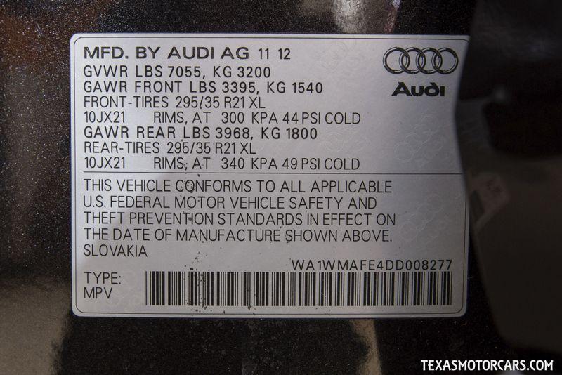 2013 Audi Q7 30L TDI Prestige Quattro  in Addison, Texas