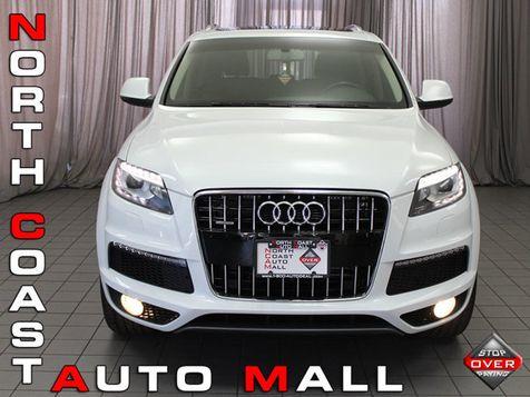 2013 Audi Q7 3.0T S line Prestige in Akron, OH