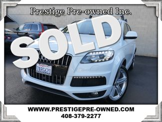 2013 Audi Q7 3.0T S line Prestige ((*ALL WHEEL DRIVE*))  in Campbell CA