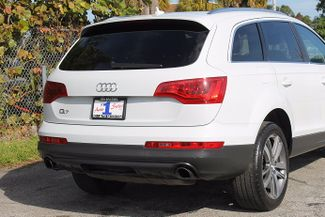 2013 Audi Q7 3.0T Premium Plus Hollywood, Florida 44
