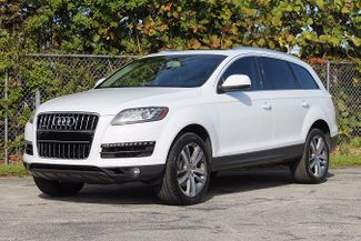 2013 Audi Q7 3.0T Premium Plus Hollywood, Florida 10