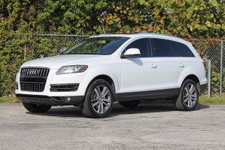2013 Audi Q7 3.0T Premium Plus Hollywood, Florida 49