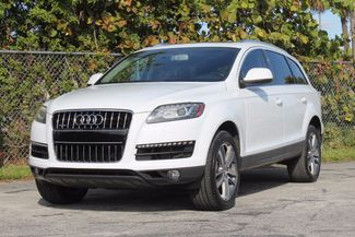 2013 Audi Q7 3.0T Premium Plus Hollywood, Florida 14