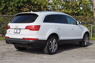 2013 Audi Q7 3.0T Premium Plus Hollywood, Florida 4