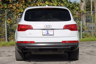 2013 Audi Q7 3.0T Premium Plus Hollywood, Florida 6