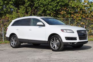 2013 Audi Q7 3.0T Premium Plus Hollywood, Florida 27