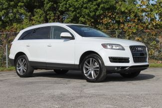 2013 Audi Q7 3.0T Premium Plus Hollywood, Florida 66