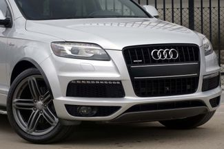 2013 Audi Q7 3.0T * S-Line * PRESTIGE * Tech Pkg * PANO ROOF Plano, Texas 24